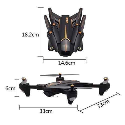 portatile Quadricottero con fotocamera visuo xs8122milioni di pixel 5G WiFi su Trasmissione Antenna GPS RC Drone