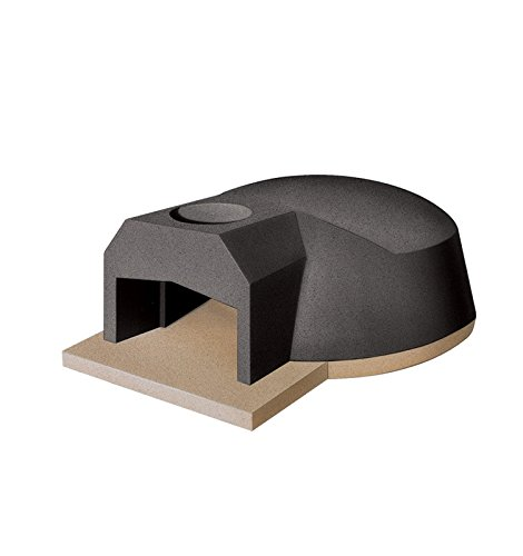Forno a legna refrattario famiglia prefabbricato esterno 5 pizze 30 cm Amalfi