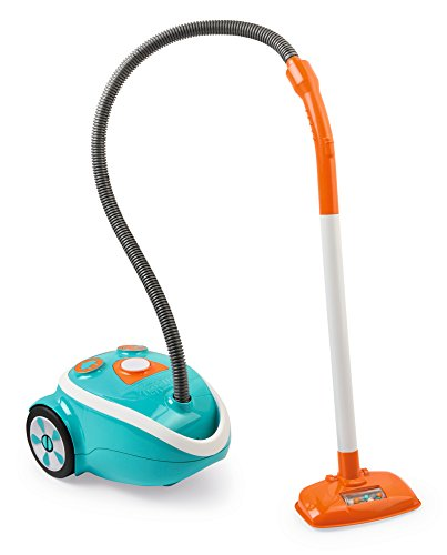 Smoby 330214 Staubsauger Eco Clean, Türkis