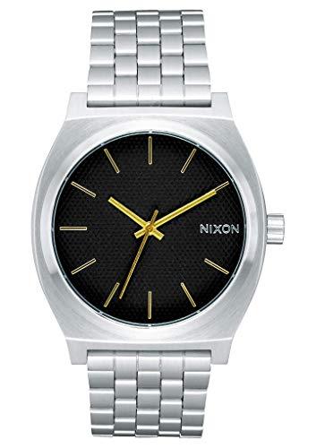Nixon Orologio Analogico Quarzo Unisex con Cinturino in Acciaio Inox A045-2730-00
