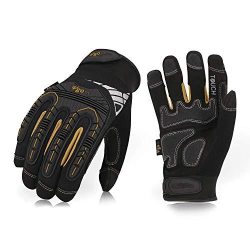 Vgo Glove Guanti, 1 paio, guanti da lavoro ad alto carico meccanico, guanti di protezione dalle...