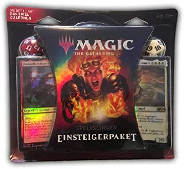 Magic The Gathering MTG - Hauptset 2020 Spellslinger Starter Kit DE