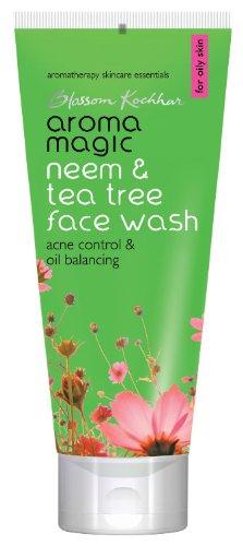 Aroma Magic Neem And Tea Tree Face Wash, 100ml