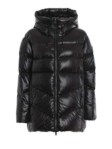 WOOLRICH Luxury Fashion Donna WWCPS2839UT1702100 Nero Piumino   Autunno Inverno 19