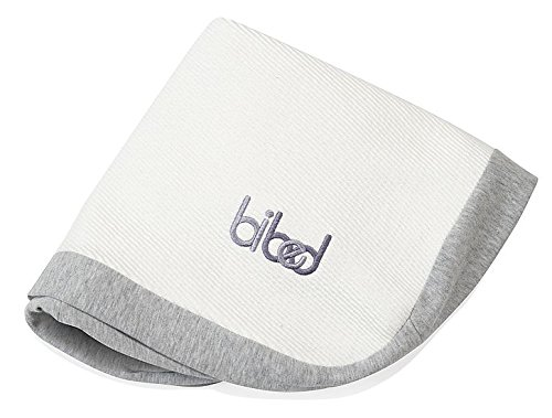 Babymoov A050005 Bezug für Bibed, grau meliert
