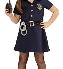 Widman Police Patrol Girl – Bambini Costume