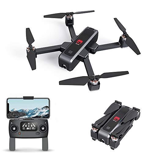 EACHINE EX3 Drone 2K Telecamera GPS Brushless 5G WiFi Lente Grandangolo Pieghevole Drone App Controllo FPV RTF