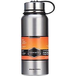 Zantec Wasserkocher multifunktions Reise Sportbecher, Edelstahl Vakuum Thermische Isolierte Flasche Tragbare Große Kapazität