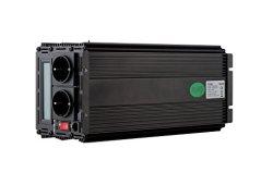 convertisseur pur sinus 24v 220v onduleur 2500 5000w ecran LCD transformateur de tension Vente