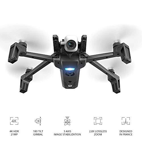 Parrot Anafi Pack Extended - avec 2 batteries + sac de transport + Pales d'hélice - Caméra 4K HDR avec Nacelle orientable à 180° 25