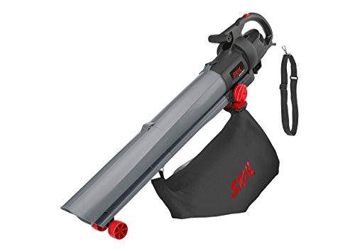 Skil F0150790AA Soplador/Aspirador 0790AA 2800 W, 240 V, Negro, Gris