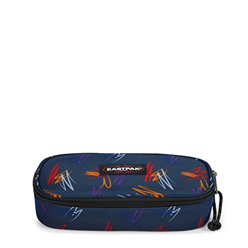 Eastpak OVAL SINGLE Astuccio, 22 cm, Multicolore (Scribble Urban)