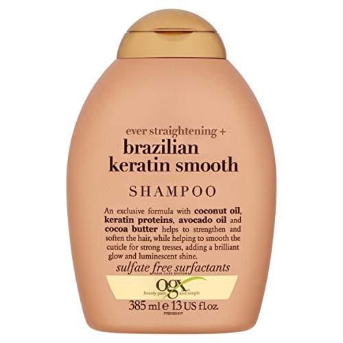 OGX Brazilian Keratin Therapy Shampoo, 1er Pack (1 x 385 ml)
