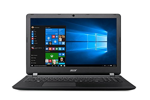 "Acer Aspire ES1-533-P5MS - Ordenador Portátil de 15.6"" HD (Intel Pentium N4200, 4 GB RAM, 500 GB HDD, Intel HD Graphics, Windows 10); Negro - Teclado QWERTY Español"