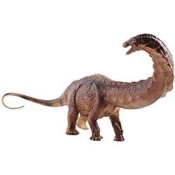 deAO Dinosaurios de Juguete - Figuras Prehistóricas Realistas (Brachiosaurus)