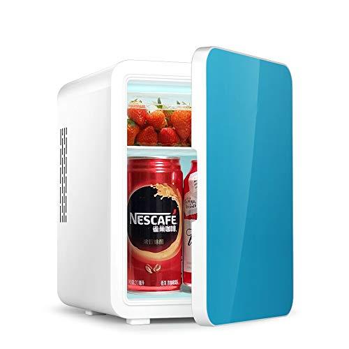 NYGJMNBX 4L Frigorifero Auto Mute Famiglia Riscaldamento Box Portatile refrigeratore di Vino Adatto...