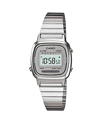 Casio Vintage LA670WA-7D Digitale da Donna