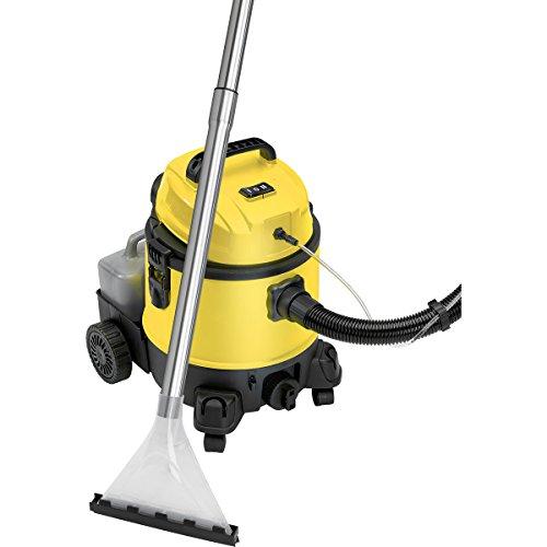Lava-aspirapolvere con pulisci tappezzeria per auto, tappeti, materassi, Aspirapolvere industriale a...