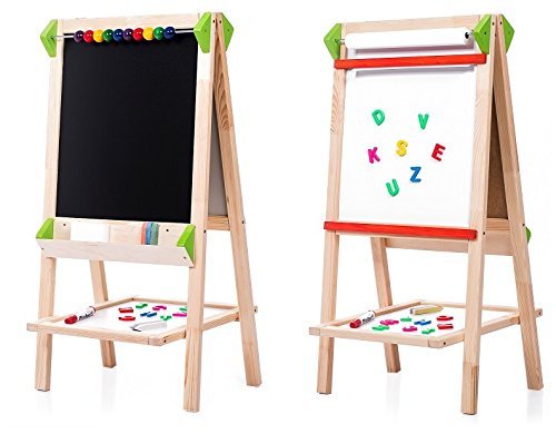 Maltafel Magnettafel Abakus Kindertafel Standtafel Papierrolle Schreibtafel ALA_K