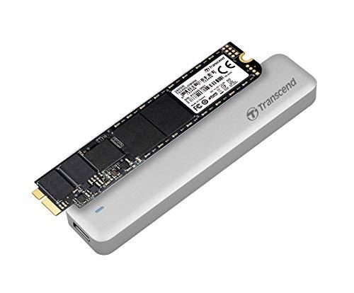 Transcend TS240GJDM500 JetDrive 500 SATA III 6 Gb/s Solid State Drive SSD Upgrade Kit per Mac, 240...