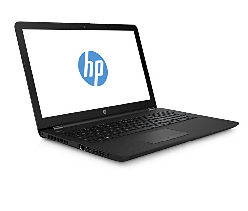 HP 15-bw034na 15.6-inch FHD Laptop (Jet Black) - (AMD E-Series E2-9000e, 4GB RAM, 1TB HDD, AMD Radeon R2 Graphics Card, Windows 10 Home)