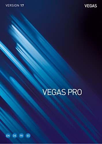 VEGAS Pro|17|1 Device|Perpetual|PC|Disc|Disc