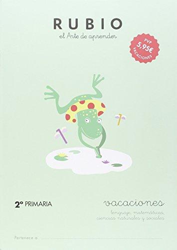 RUBIO VACACIONES - 2º PRIMARIA - 9788415971627