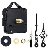 Surenhap Orologio del Movimento Meccanico meccanismo di Ricambio con 3 Set puntatori Movimento al Quarzo Kit Riparazione Orologio Fai da Te