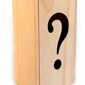 LOGICA GIOCHI – Caja ? - La Caja Secreta - Nivel De Dificultad Increíble 5/6 - Rompecabezas de Madera - Colección Leonardo da Vinci