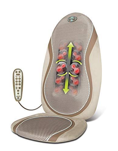 HOMEDICS -SGM-425H-Shiatsu massage seat, gel massage heads