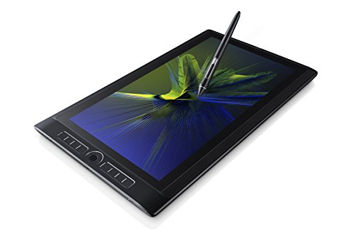 Wacom MobileStudio Pro 16' 512GB - Tablette graphique professionnelle sans fil, à stylet - Compatible avec ordinateurs sous Mac et Windows - Noir
