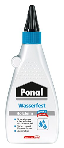 Ponal PN10S Holzleim Wasserfest 550 g