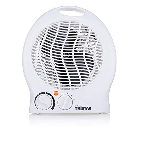 Radiateur électrique soufflant Tristar KA-5039 - 3 modes - Blanc