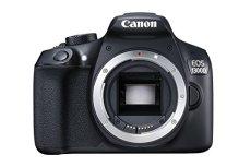 """Canon EOS 1300D - Cámara réflex de 18 Mp (pantalla de 3"""", Full HD, NFC, WiFi), color negro"""