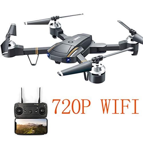 Drone FPV Wireless Con Videocamera HD 720P, Drone RC Per Principianti Con Controllo Del Percorso Di Volo / Controllo Delle Applicazioni / Alta Manutenzione, Il Miglior Drone Per Principianti,720p200w