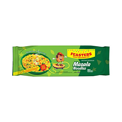 Feasters Noodles Masala, 420g