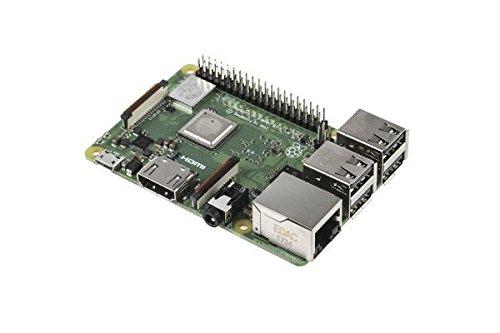 Raspberry Pi 3 Model B+ Barebone (Made in EU)