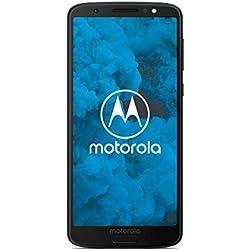"Motorola Moto G 6 SIM doble 4G 32GB Indigo - Smartphone (14,5 cm (5.7""), 32 GB, 12 MP, Android, 8.0 Oreo, Indigo) - (Versión alemana)"