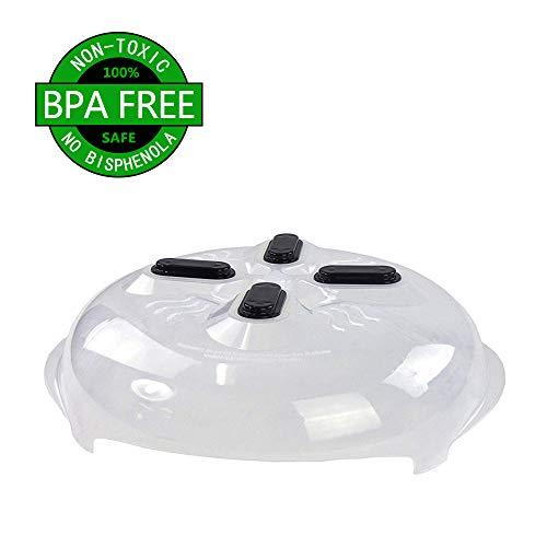 Osmofuze microonde piastra di copertura Hover anti-sputtering copertura coperchio paraschizzi con...