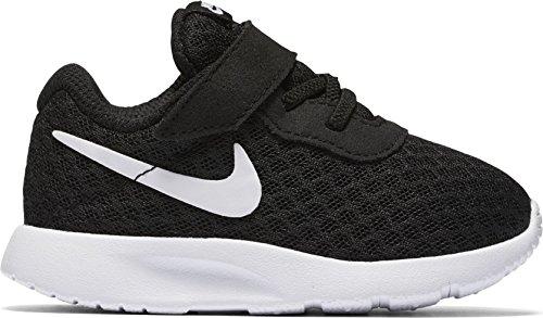 Nike Tanjun (TDV), Scarpe primi passi bambini, Multicolore (Negro / Blanco (Black / White-White)), 21 EU