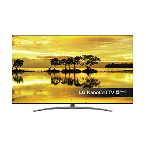 LG 86SM9000PLA 217 cm (86 Zoll) NanoCell Fernseher (LCD, Dual Triple Tuner, 4K Cinema HDR, Dolby Vision, Dolby Atmos, Smart TV)