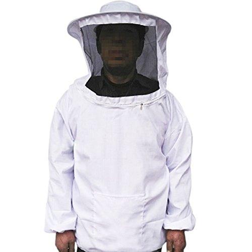 Pixnor Per Apicoltura Attrezzatura apicoltura apicoltura cappotto protettivo guanti Set del...
