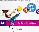 CUADERNO INTELIGENCIAS MÚLTIPLES 4 PRIMARIA - 9788468001586