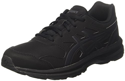 ASICS Damen Gel-Mission 3 Walkingschuhe Schwarz (Blackcarbonphantom 9097) 39 EU