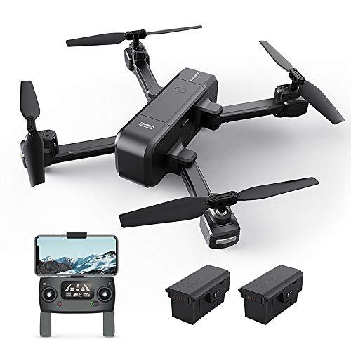 Goolsky Drone MJX X103W GPS RC Droni con Fotocamera 2K 5G WiFi FPV Quadcopter Pieghevole Seguimi...