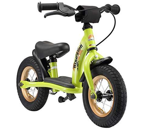 BIKESTAR Corsa Bici Senza Pedali per Bambini 2Anni con Pneumatici ad Aria e Freni | 25,4cm...