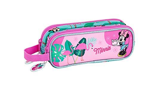 Minnie Mouse'Palms' Ufficiale astuccio Scuola 210x 60x 80mm