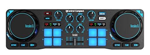 Hercules 4780881 - Controlador DJ, Multicolor