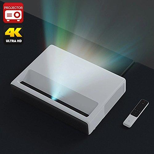 GENERISCHER Gene Elettrico Xiaomi Mi Laser Proiettore-1080p risoluzione Nativa, Supporto 4K,...