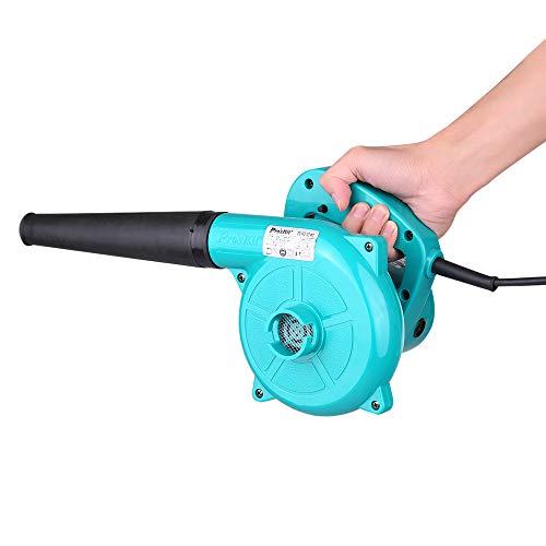 KKmoon 600W 16000r 2.3㎡/min Aspirador-soplador eléctrico,Triturador Eléctrico 50 / 60Hz